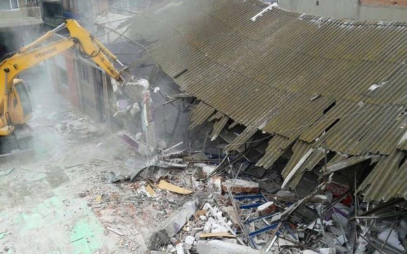 Fabrika Söküm Hurdası
